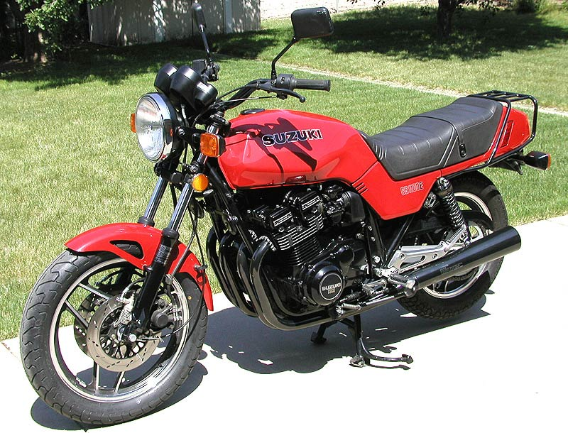 SUZUKI GS1100E PARTS