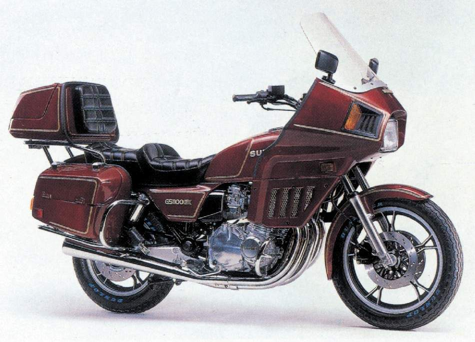 SUZUKI GS1100GK PARTS