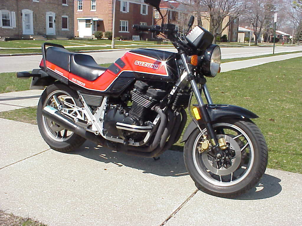 SUZUKI GS1150EF PARTS