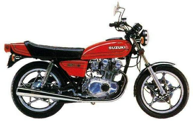 SUZUKI GS425E PARTS