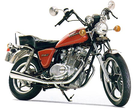 SUZUKI GS450L PARTS