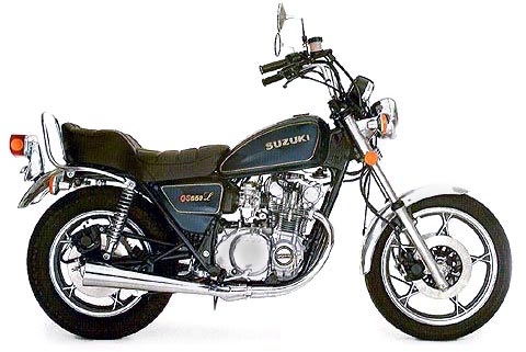 SUZUKI GS550L PARTS
