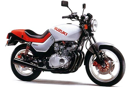 SUZUKI GS650G KATANA PARTS
