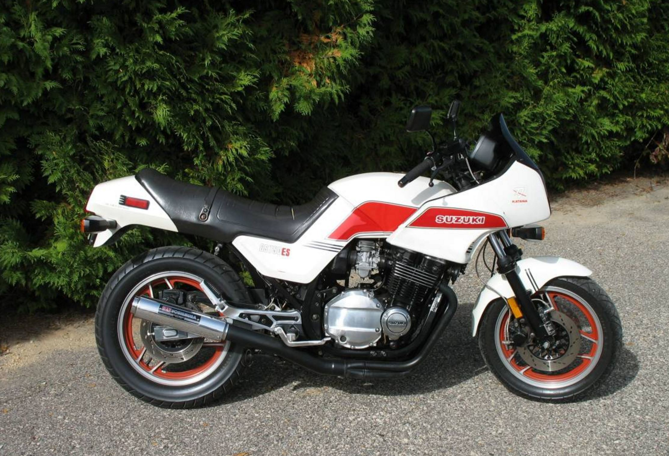 SUZUKI GS750ES PARTS