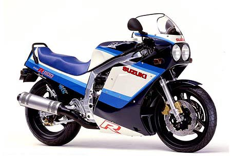 SUZUKI GSX-R1100 PARTS