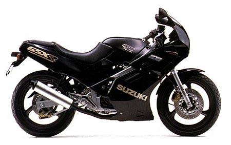 SUZUKI GSX-R250 PARTS