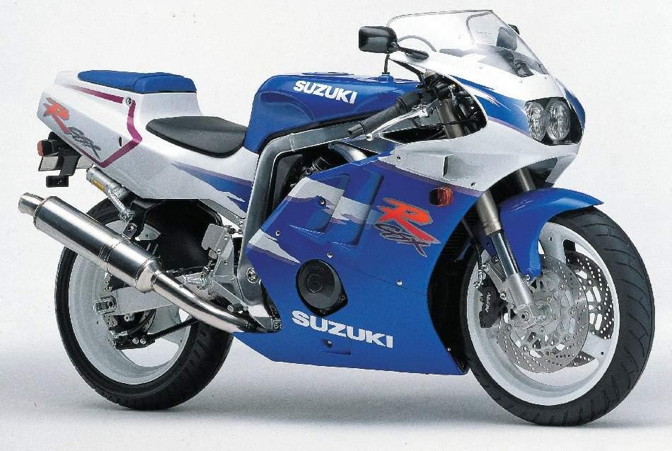 SUZUKI GSX-R400R PARTS