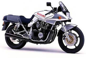 SUZUKI GSX1100 KATANA PARTS
