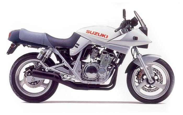 SUZUKI GSX250S KATANA PARTS