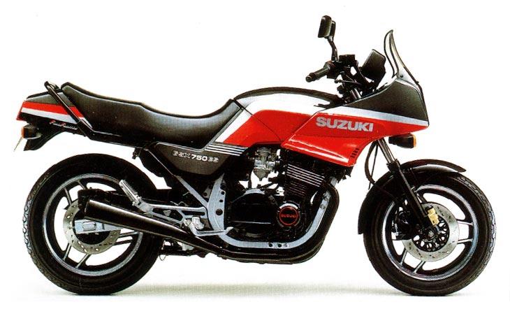 SUZUKI GSX750 ES/EF PARTS