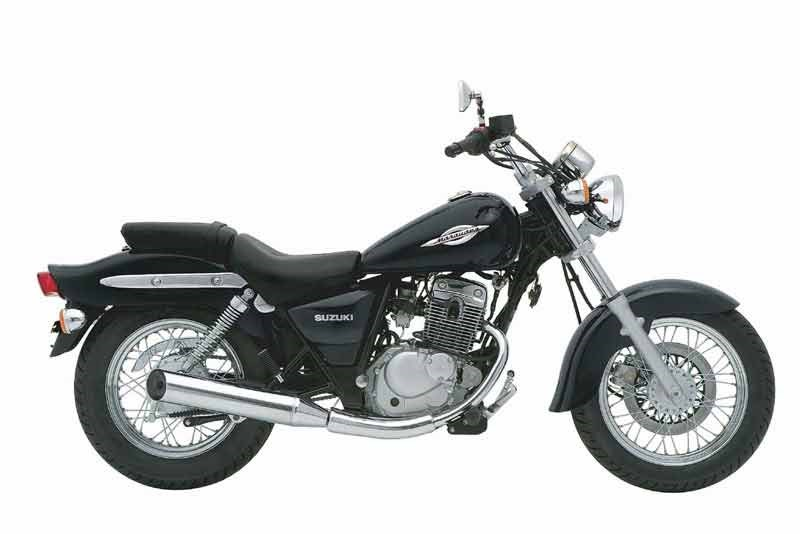 SUZUKI GZ125 MARAUDER 1998-2011 PARTS