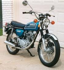 HONDA CB125S 1974-1979 (FRONT DISC MODEL) PARTS