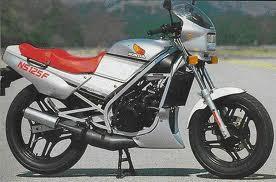 HONDA NS125 FG, FH 1986-1987 PARTS