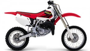 HONDA CR80RB PARTS