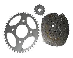 DERBI CHAIN & SPROCKET KITS