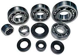 BEARINGS, OIL SEALS & SEAL KITS