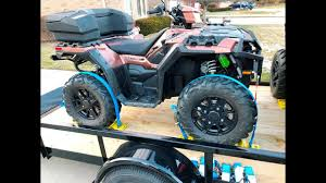QUAD, ATV, UTV TRANSPORTING