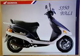 HONDA SJ50 BALI (GAH/GWO) PARTS