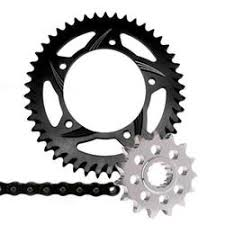 SUZUKI CHAIN & SPROCKET KITS