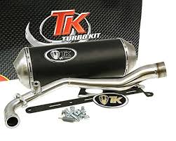 TURBO KIT SCOOTER SYSTEMS