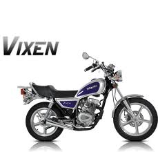 VIXEN HT125-8 PARTS