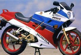 HONDA NSR125R RK, RL, RM 1990-1994 PARTS
