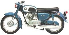 HONDA CD175 TWIN PARTS