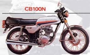 HONDA CB100 NA 1980-1988 PARTS
