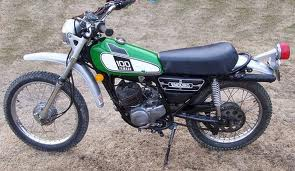 YAMAHA DT100 TRAIL 1976-1980 PARTS