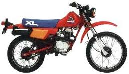 HONDA XL100 SMALL & LARGE FRAME 1978-1982 PARTS