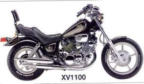 YAMAHA XV1100 SE VIRAGO CUSTOM 1989-1999 PARTS