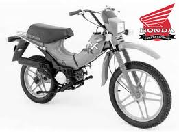 HONDA PXR50 SPORTS MOPED 1985-1988 PARTS