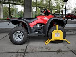 QUAD, ATV, UTV SECURITY