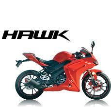 HAWK 125cc XGJ125-28 PARTS