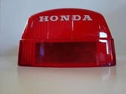 HONDA REAR LIGHT LENSES