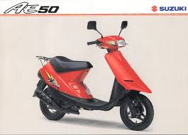 SUZUKI AE50 ADDRESS PARTS