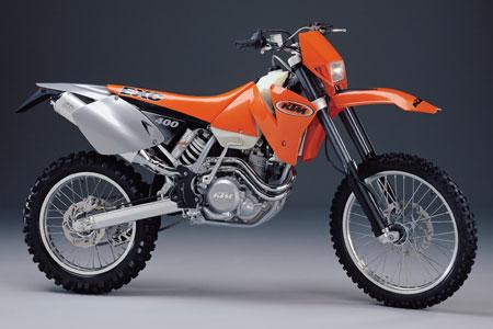KTM EXC400 LC4 PARTS