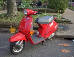 HONDA MELODY DX MOPED NB50MSE, NQ50 1984-1986 PARTS