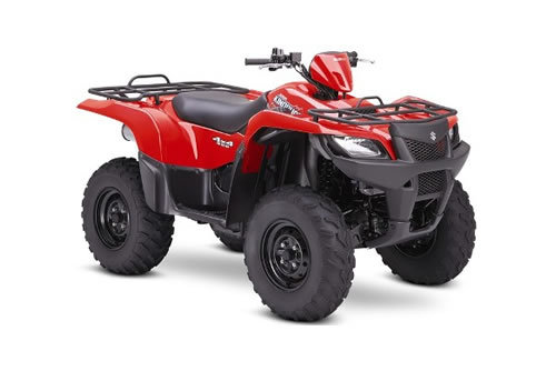 SUZUKI LT-A450X KINGQUAD 4X4 PARTS