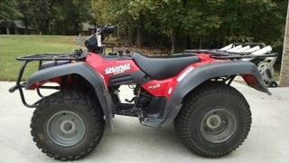 SUZUKI LT-F250 QUADRUNNER 2X4 PARTS