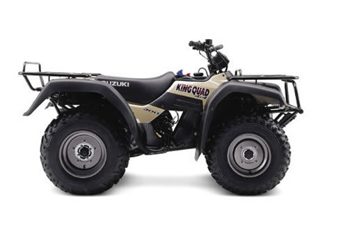 SUZUKI LT-F300F KINGQUAD 4X4 PARTS