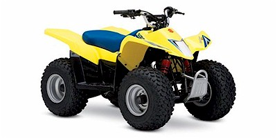 SUZUKI LT-Z50 QUADSPORT 2X4 PARTS