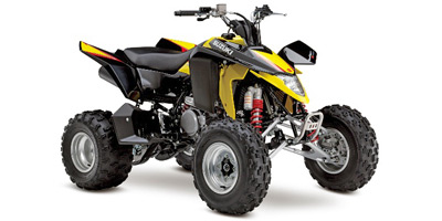 SUZUKI LTZ400 QUADSPORT PARTS