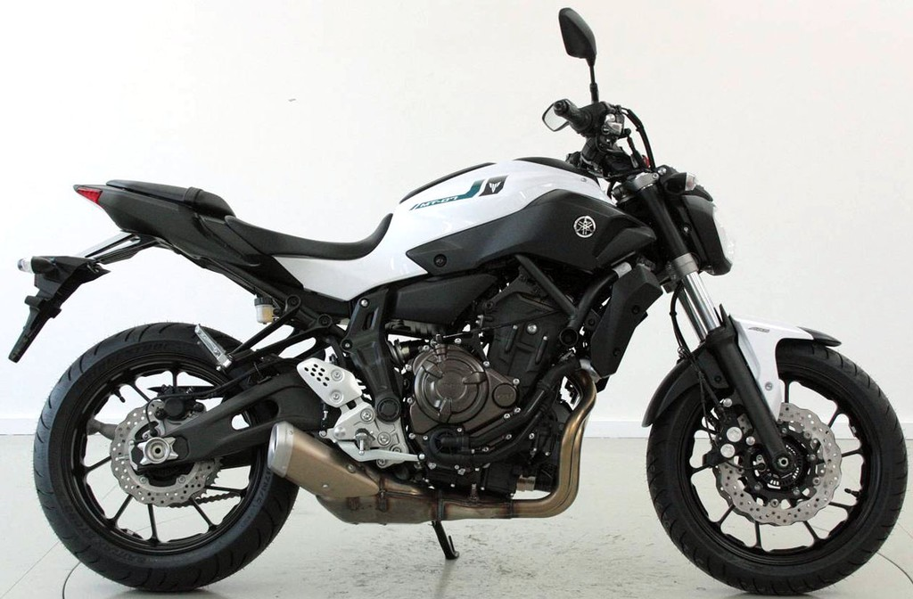 YAMAHA MT-07 ABS PARTS