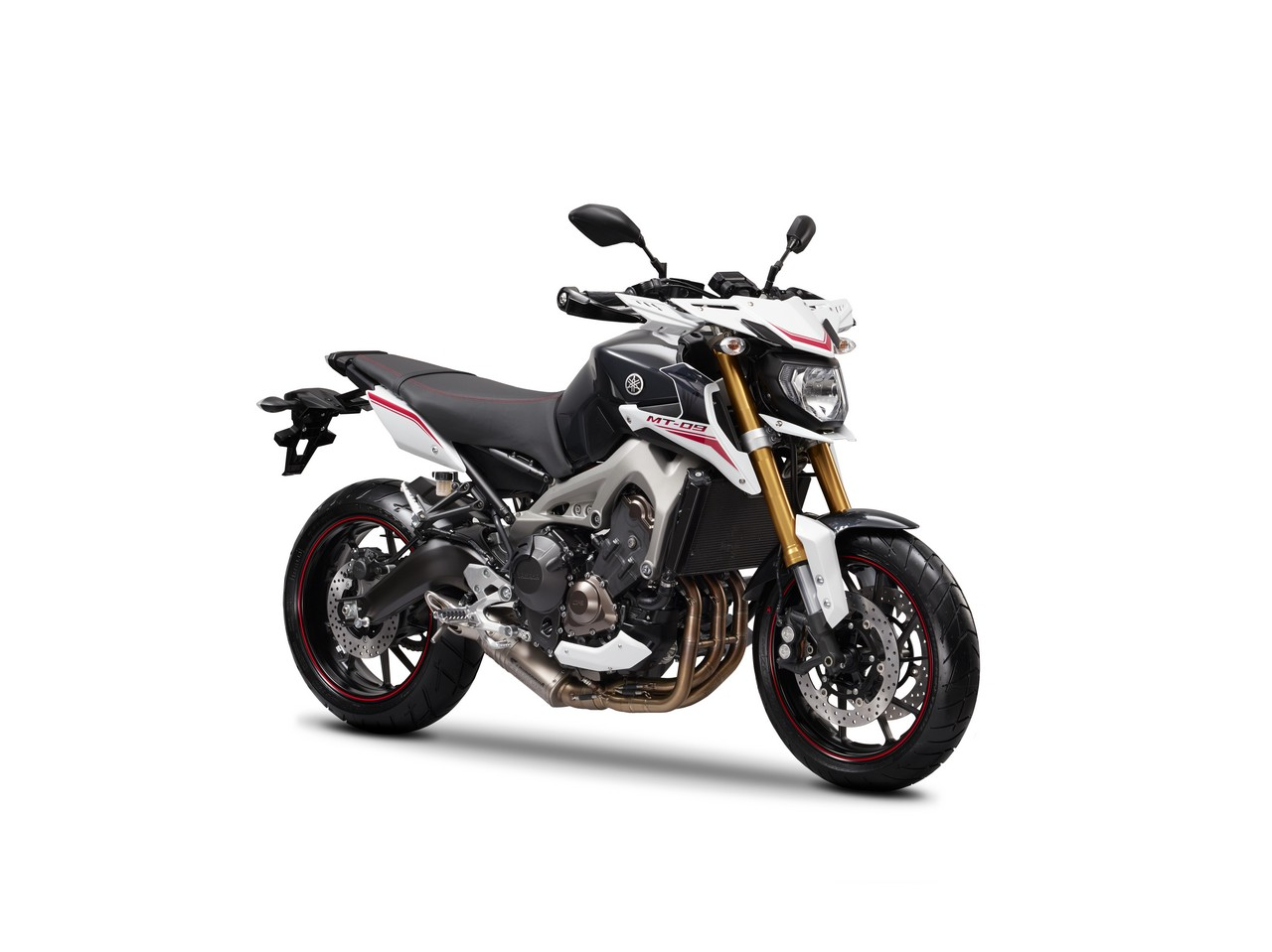 YAMAHA MT-09 STREET RALLY PARTS