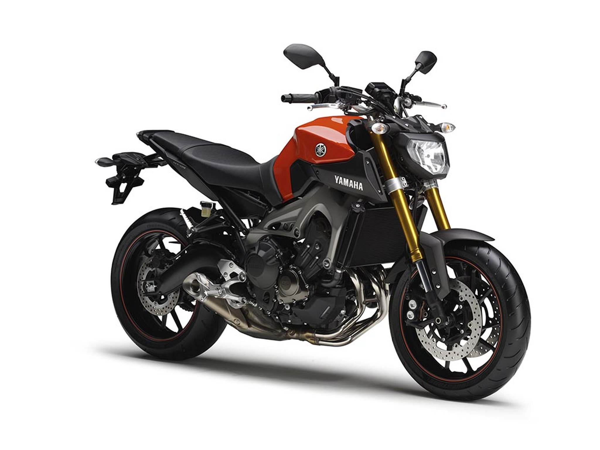 YAMAHA MT-09 ABS PARTS