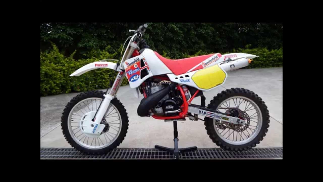 KTM MX500 PARTS