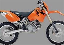 KTM MXC525 PARTS
