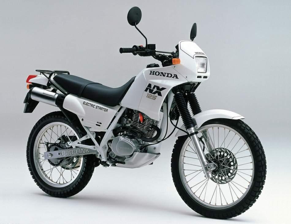 HONDA NX125 PARTS