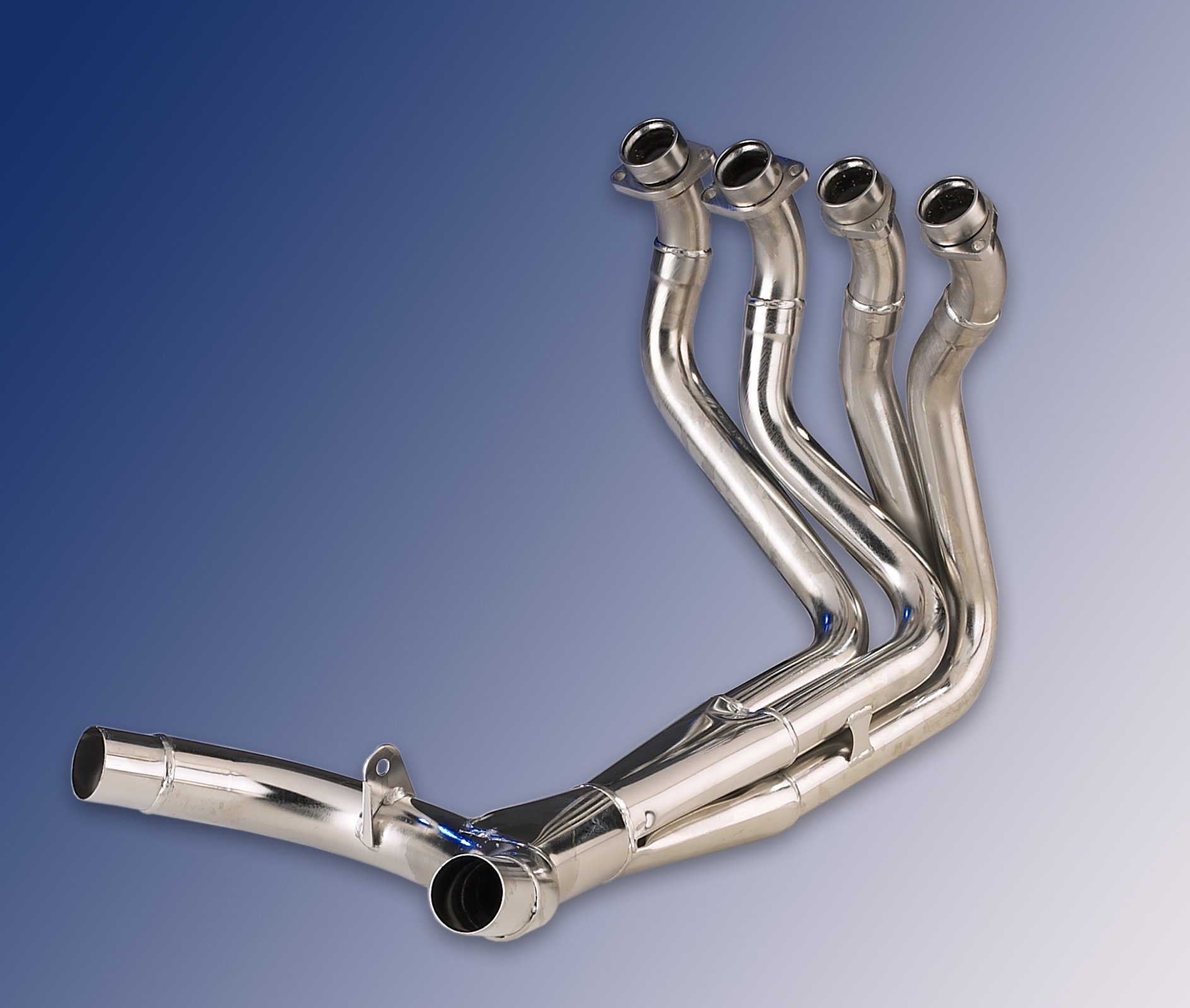 YAMAHA 4 Stroke Downpipes & Collectors only